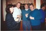 Callie Dean, Tom Prior, Gil Owren, and John Grasso
