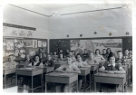 split 5/6th grades.  Our grade right 2 rows going front to back starting with 3rd row:  Warren Deveraux, Carol Israel, D